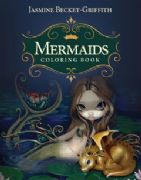 Mermaids Coloring Book - Jasmine Becket-Griffith